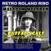 Malcolm McLaren - Buffalo Gals (Retro Roland Riso Rmx ft. Ricky Lee)
