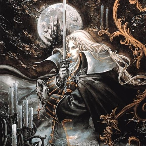 Castlevania Symphony of The Night Psp