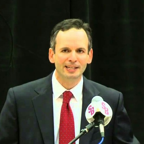 Stony Brook University Director of Athletics Shawn Heilbron - 7/1/15