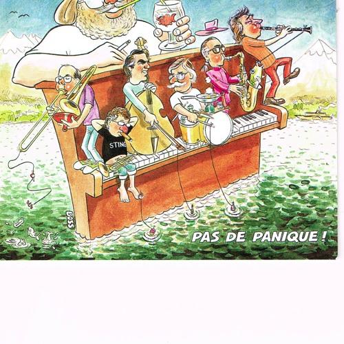 ARMAND GORDON AND HIS JAZZ CLAN - PAS D'PANIQUE