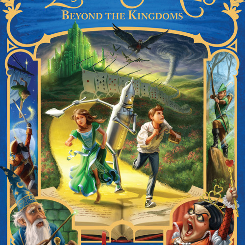 Land of Stories: Beyond the Kingdoms, read by Chris Colfer