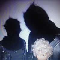 Crystal Castles Deicide Artwork