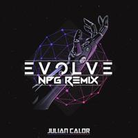 Cover mp3 Julian Calor - Evolve (NPG Remix)