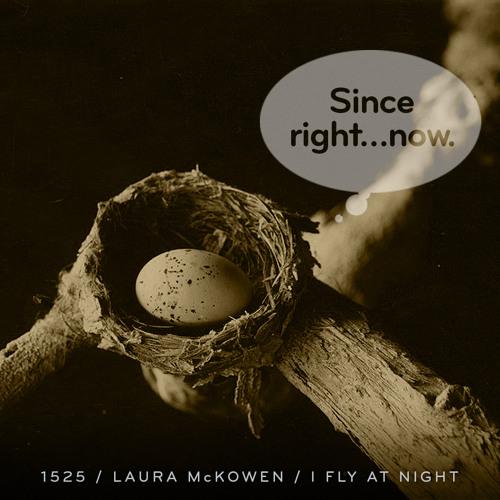 Episode 1525: Laura McKowen / I Fly at Night