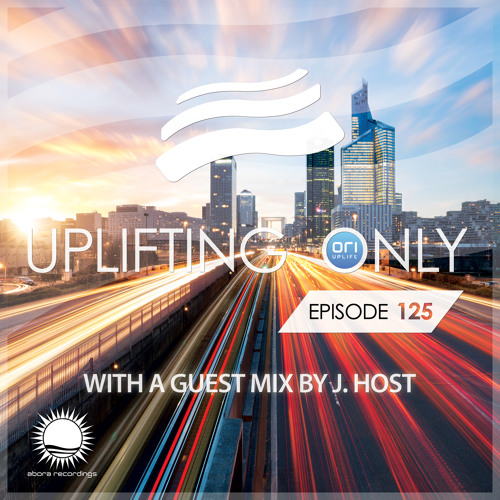 Uplifting Only 125 (July 2, 2015) (incl. J.Host Guest Mix & Vocal Trance)