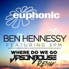 Ben Hennessy Feat. 3pm - Where Do We Go (Jason Bouse Remix)