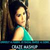UNHOLY vs KABHI JO BADAL BARSE vs SONIC (CRAZE MASHUP)