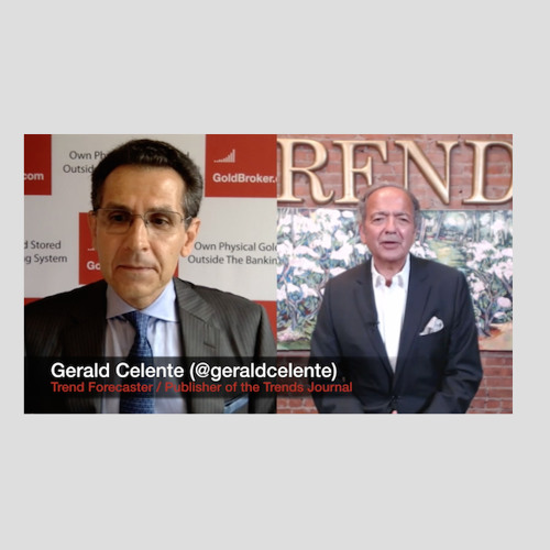Geopolitics, Greece and Gold with Gerald Celente