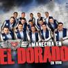 11. - EL AMERICANO Banda Culiacancito En VIVO Portada del disco