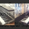 Sun Saathiya - Virtuosic Piano Cover