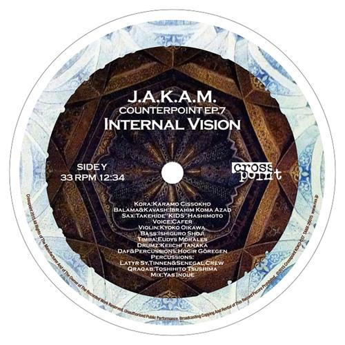 J.A.K.A.M. / INTERNAL VISION