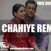 Tu Chahiye - Atif Aslam - Yash Raj Matta Remix