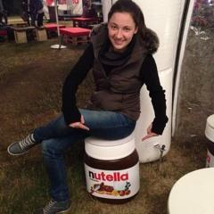 Inside goes//Nutella//Ferrero Karriere Event//DIY:Nutella Cookies