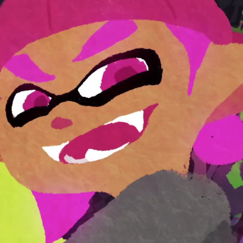 NGYES (Male Inkling SFX)