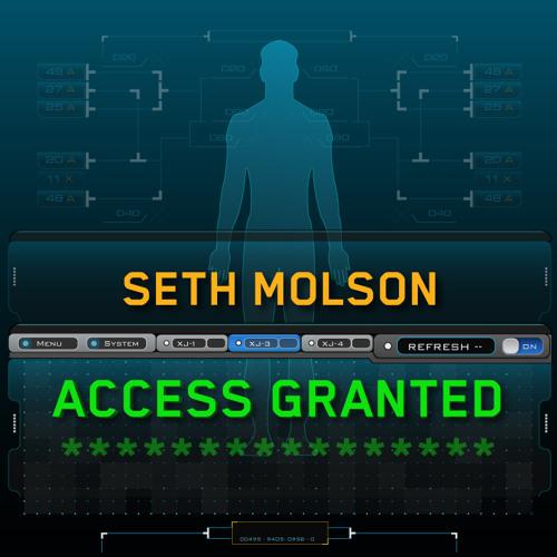 ACCESS GRANTED: Seth Molson [v1.3]