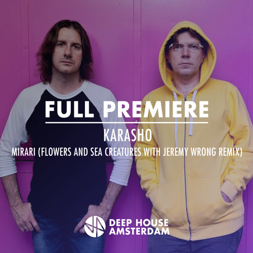 Full Premiere: Karasho - Mirari (Flowers And Sea Creatures With Wrong Jeremy Remix)