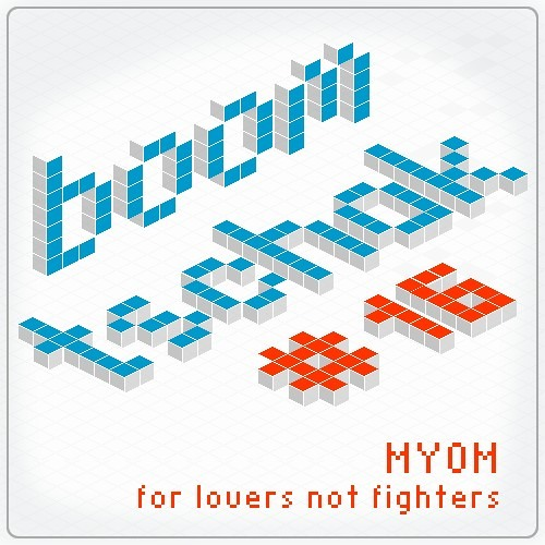 Myom - For Lovers Not Fighters [Boom Tschak #16] (Footwork-Jungle-DNB)