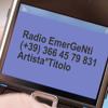 Spot Richieste Radio EmerGeNti