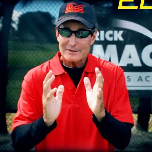 Rick Macci on The Coaches Corner