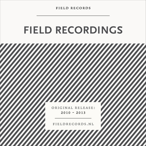 Field Recording mix by Shifted
