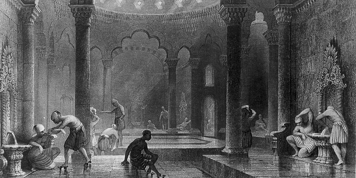 The Sociopolitical World of Ottoman Hamams   Nina Ergin