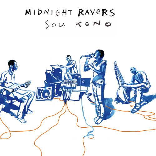 Midnight Ravers - Sou Kono - Diarabi