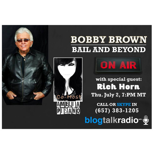 Bobby Brown Beyond with Rich Horn of Colorado Para-Tech