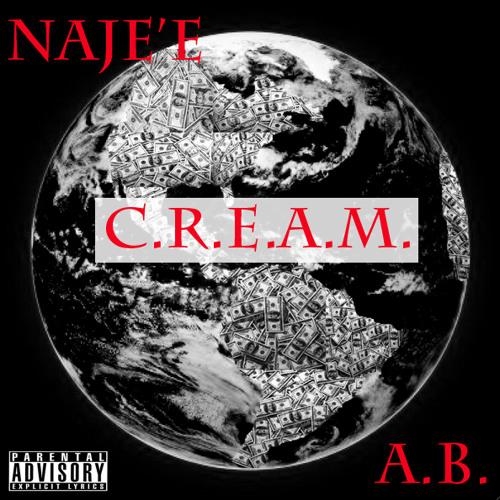"Allen Brook X Naje'e "" C.R.E.A.M""  Engineered By Kaleem [Prod. C. Robin]"