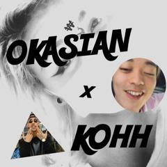 Okasian x Kohh by Chrt_Luna