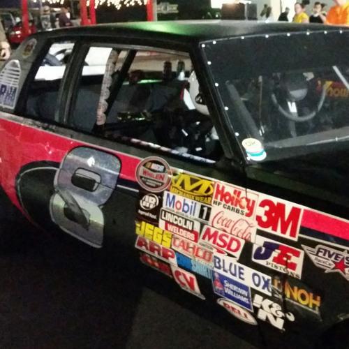 Taylor Goldman winner at Elko Speedway