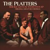Platters Smoke Gets In Your Eyes Album Cover