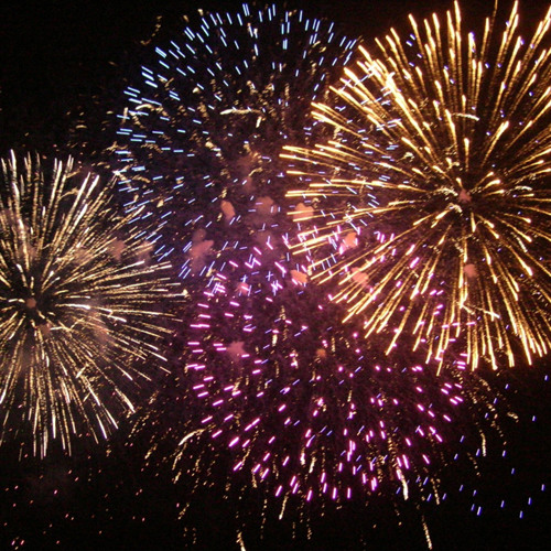 July 4th 2015 Binaural Audio Fireworks