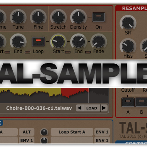 ALEXANDROS - BACK TO THE FUTURE (TAL- SAMPLER Demo)