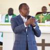 President Uhuru Kenyatta's Speech After Attending Mass At St Peter And Paul Cathoic Church
