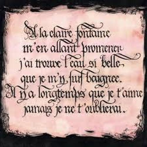 A La Claire Fontaine (Solo Harp)