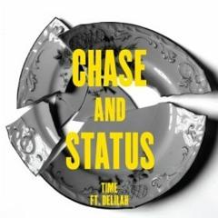 Chase & Status - Time - Ft. Delilah (Luke①Hundred House Bootleg)