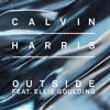 Calvin Harris feat. Ellie Gould - Outside (D.M.5 remix demo)
