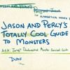 Percy and Jason's Totally Cool Audio Guide To Monsters
