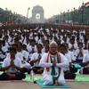 PM Shri Narendra Modi compares Yoga with Music
