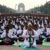 PM Shri Narendra Modi on the International Day of Yoga