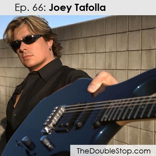 Ep. 66: Joey Tafolla (Jag Panzer, Solo)