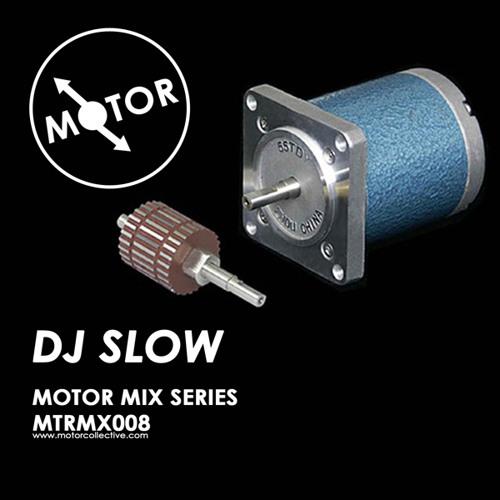 MTRMX008 - DJ SLOW - MOTOR MIX SERIES