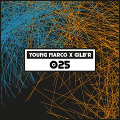 Dekmantel Podcast 025 - Young Marco X Gilb'R