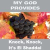My God Provides Series: Knock, Knock, It's El Shaddai