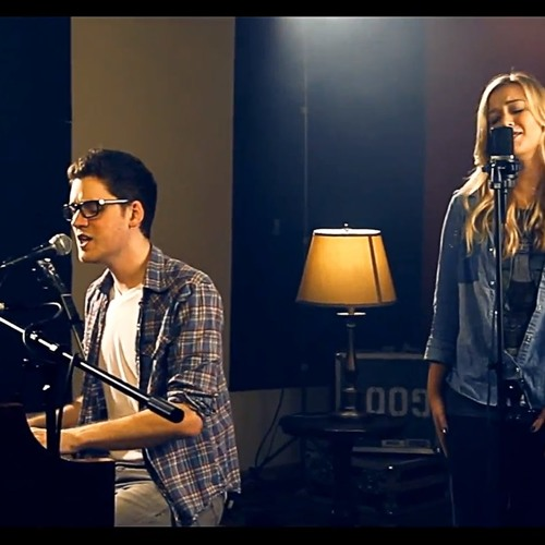 Daylight - Maroon 5 (Alex Goot + Julia Sheer COVER)