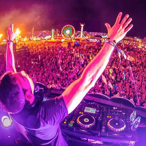 Darren Styles Live @ EDC Las Vegas 2015