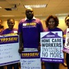 1199SEIU PCAs Become the First in the Country to Win a Pathway to $15!