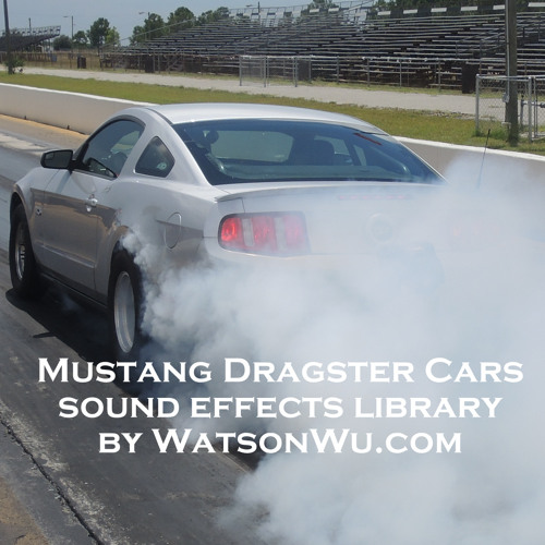 Mustang Dragster Cars - demo