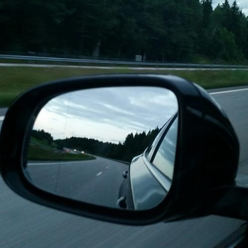 Hyrbil till sthlm och fundering om tekniken i bilen