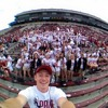 University of Oklahoma Drum Major Kyle Mattingly